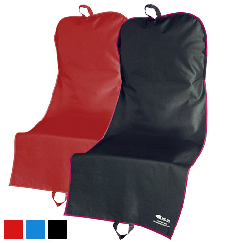 REUSABLE SEAT COVER (BLUE, RED, BLACK)