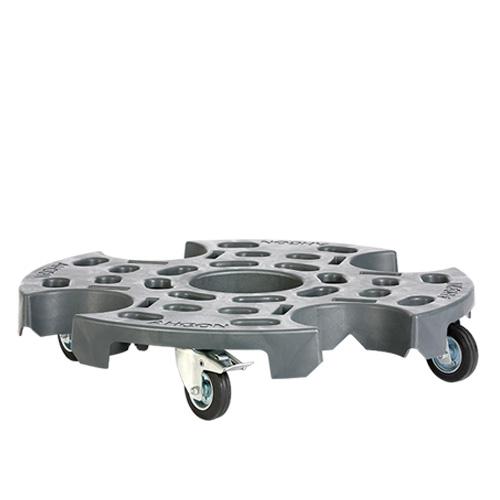 WHEEL TROLLEY XL W/2 LOCKING CASTERS