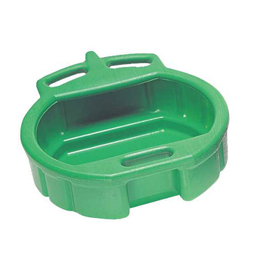 4.5 GALLON SPILL-PROOF ANTI-FREEZE DRAIN PAN