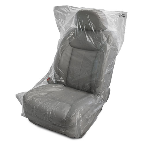 DISPOSABLE SEAT COVER (ROLL OF 500)