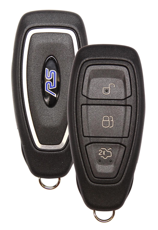 Ford Focus 'RS' 3B GEN 3 (L,U,T) PEPS Fob 433 MHz