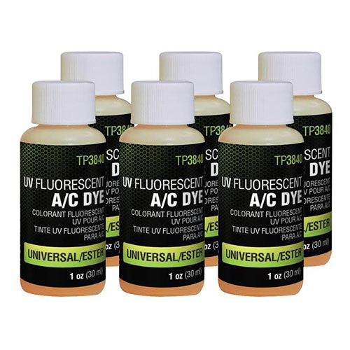 (6) 1 OZ (30ML) BOTTLES UNIVERSAL/ESTER A/C D